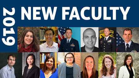 New faculty CHaSS