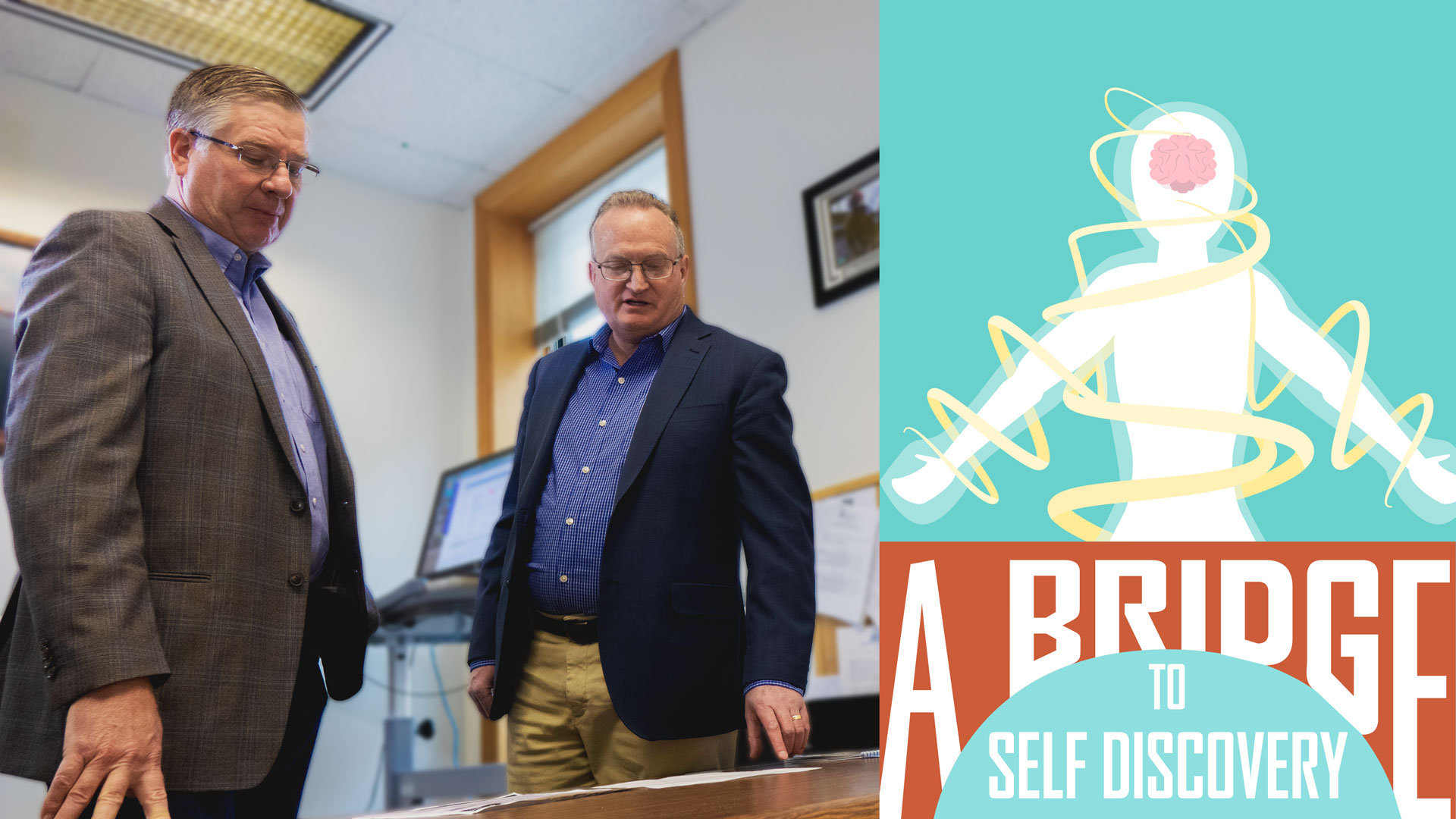 A Bridge To Self Discovery with Kevin Banks as Director house in the Social Work Deparment headed by Derrik Tolefson.